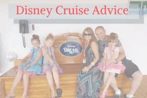 Disney Cruise Advice