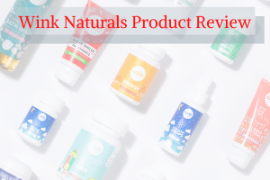 Wink Naturals Products
