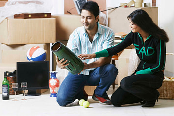 tips for packing a house