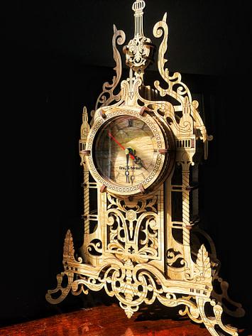DIY clock kit gift idea