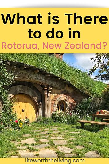 things to do in Rotorua