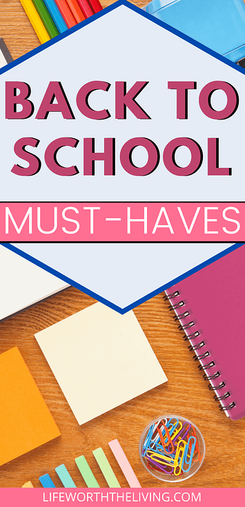 back-to-school must haves