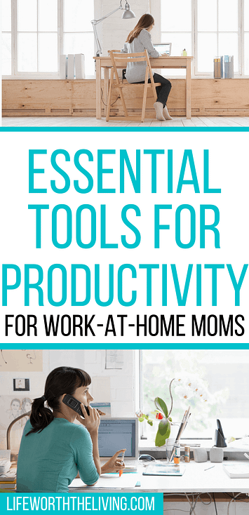 Essentials for stay-at-home moms