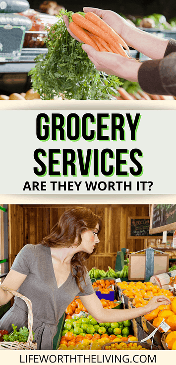 Are Grocery Services Worth it?